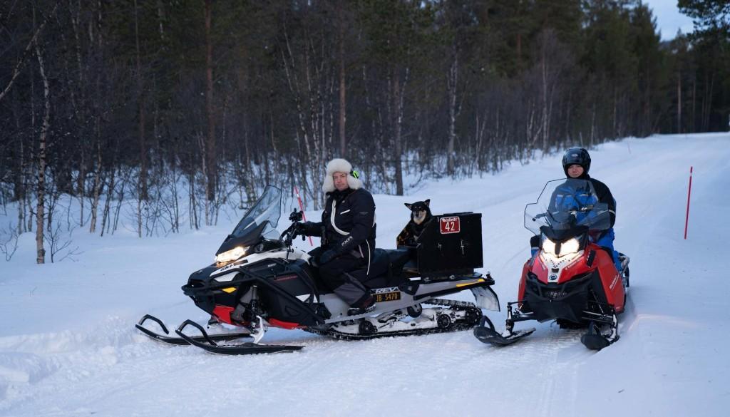 Gordon Ramsay Braves Norway's Winter Viking Season