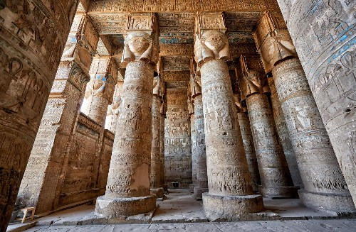 Step into history at these stunning archaeological sites