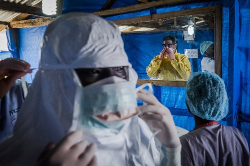 Amid Ebola Panic, Separating Fact From Fiction