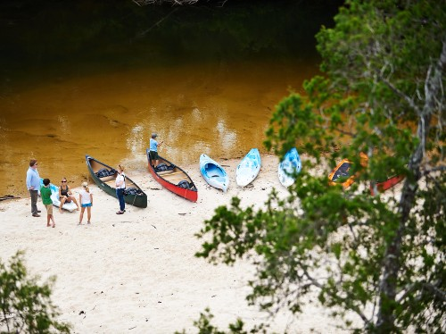 Florida by Water: Go Canoe Camping