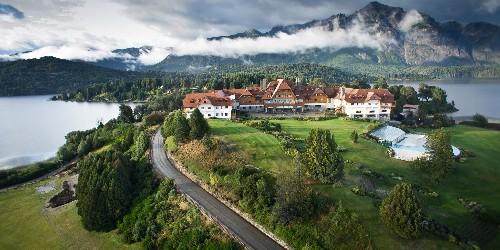 The World's Best Lake Resorts