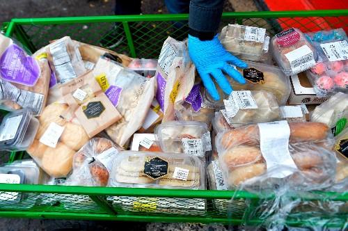 Food waste and food insecurity rising amid coronavirus panic