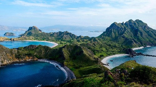 How to go beyond the dragons in Komodo National Park