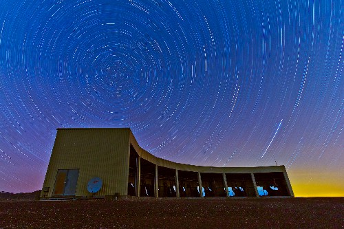 Cosmic-Ray Hotspot Discovered, Offering Clues on Deep Space Mystery