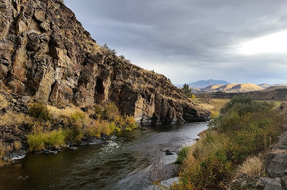 Earning Your Boots in Eastern Oregon