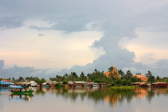 Great Travel Literature: Cambodia