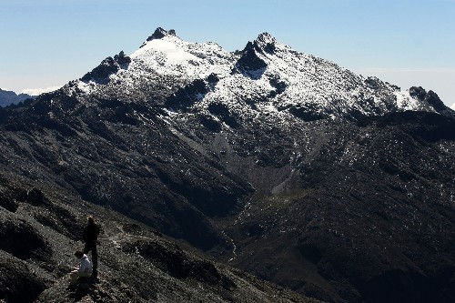 Venezuela's last glacier is about to disappear