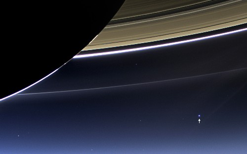New Cassini Pictures and Other Stunning Views of Earth