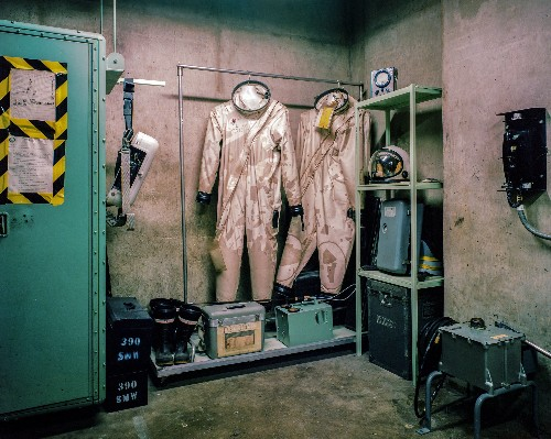 Step Inside Cold War Nuclear Sites
