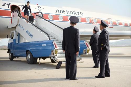 See Inside North Korea's Retro Soviet Planes