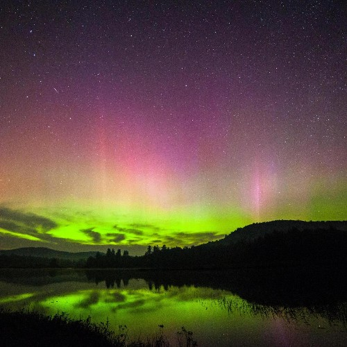 Auroras may light up the night sky this Labor Day weekend