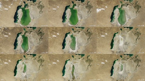 """Lost"" Satellite Photos Reveal Surprising Views of Earth in the 1960s"