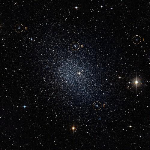 Birth Mystery of Stellar Snow Globe Deepens