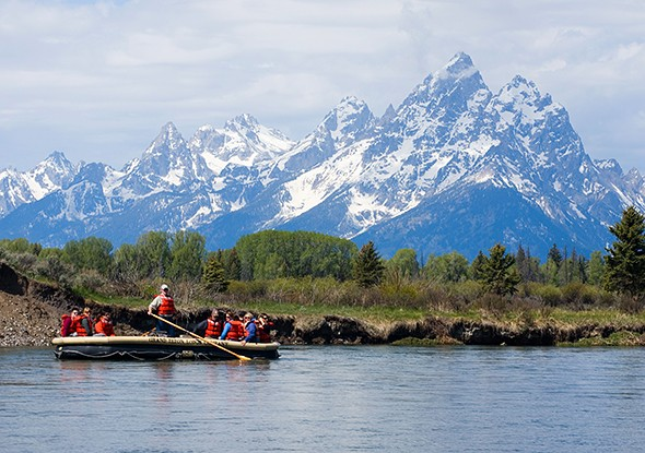 Best National Parks: White-Water Edition