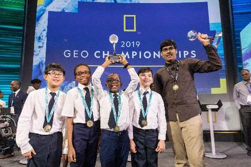 Inside the drama and excitement at the NatGeo Geo Championships