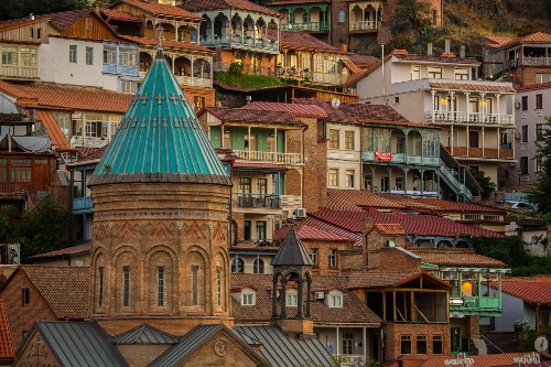Tbilisi: the world's most bohemian city