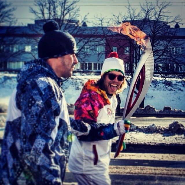 Snowboarder Kevin Pearce, From the Crash to Giving Back to Carrying the Torch