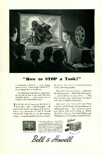 Digging Up Ads From WWII—When They Pushed Products No One Could Buy