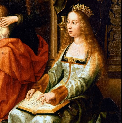 To seize power in Spain, Queen Isabella had to play it smart