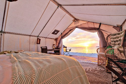 Don't Call It Glamping: 10 Amazing Luxury Camping Adventures