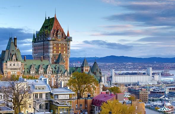 Pamela's Quebec City