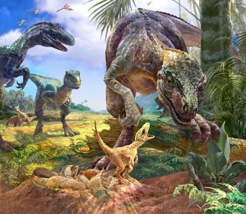 Dinosaur Eggs Are Missing Link In Egg Evolution
