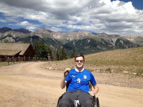 After an Accident Left Him Paralyzed, Traveling Set Him Free