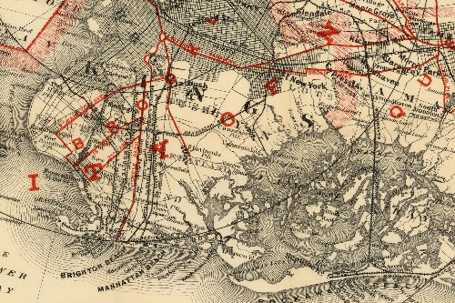 Mapping the Urban Bike Utopias of the 1890s