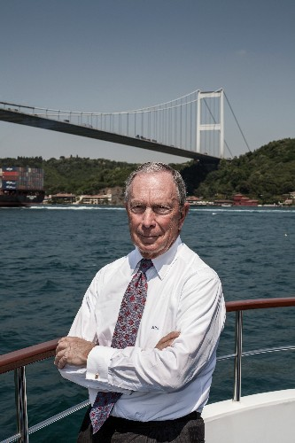 Can cities solve the climate crisis? Michael Bloomberg thinks so.