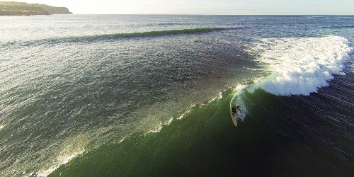 Watch Surfers Ride Freezing Waves in Ireland