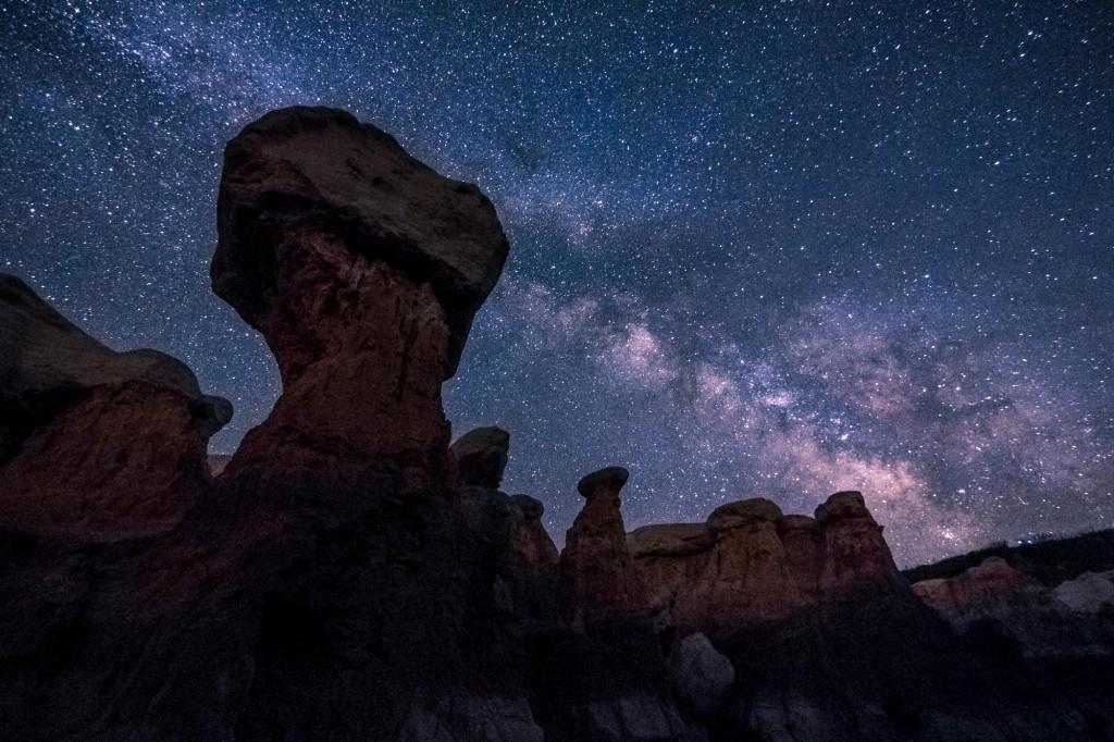 This stargazing road trip offers world-class night sky views