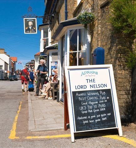 Top 10 English Pubs