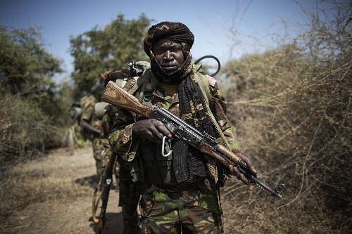 For Rangers on the Front Lines of Anti-Poaching Wars, Daily Trauma