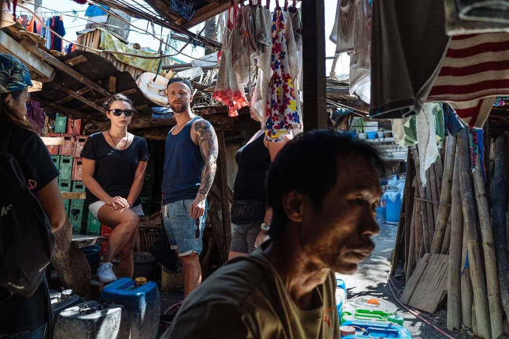 Inside the controversial world of slum tourism