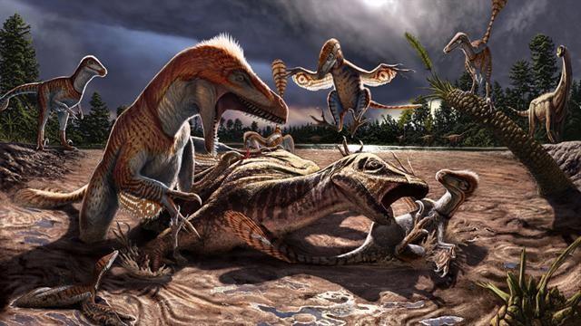 Moving a Ten-Ton Dino Deathtrap