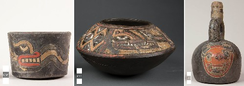 Ancient pots reveal reptile pee pigments and cultural connections