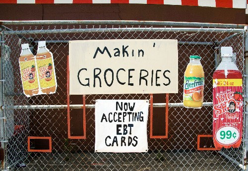 """""""Making Groceries"""" in a New Orleans Food Desert"""