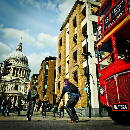 Daniel's London