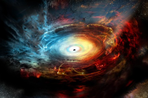 Astronomers May Finally Have the First Picture of a Black Hole