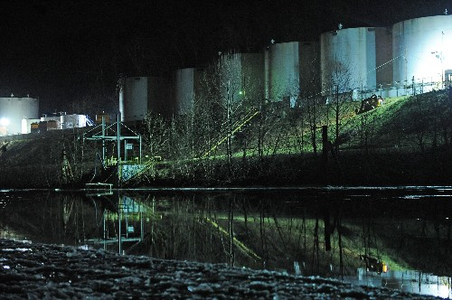 What's the Chemical Behind West Virginia's River Spill?