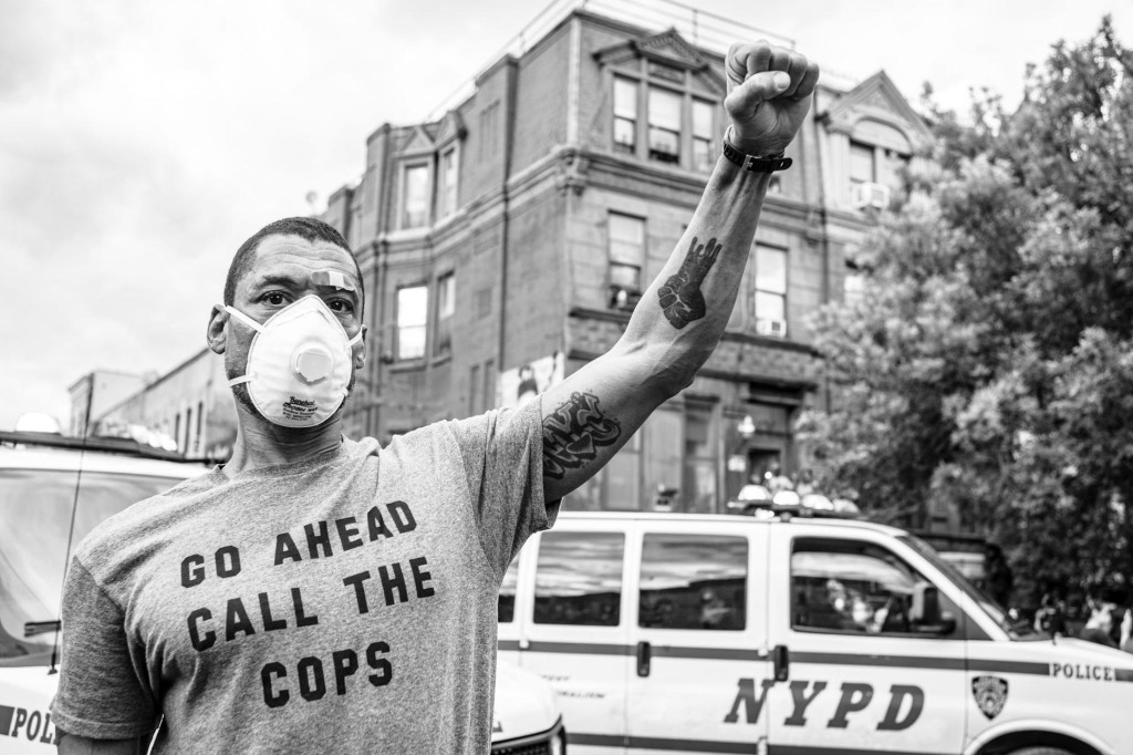 Photos can show protests' complexity—or they can perpetuate old lies