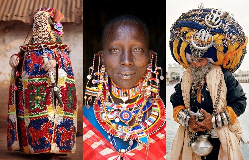 Striking Photos of Cultural Fashions You Have to See
