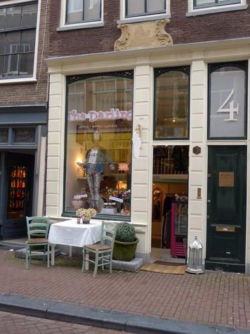 Exploring Amsterdam's 'Nine Streets'