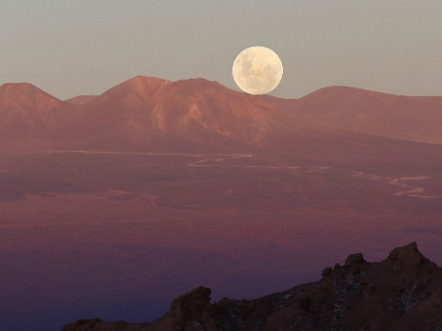 Solstice Supermoon Fills Sky This Weekend