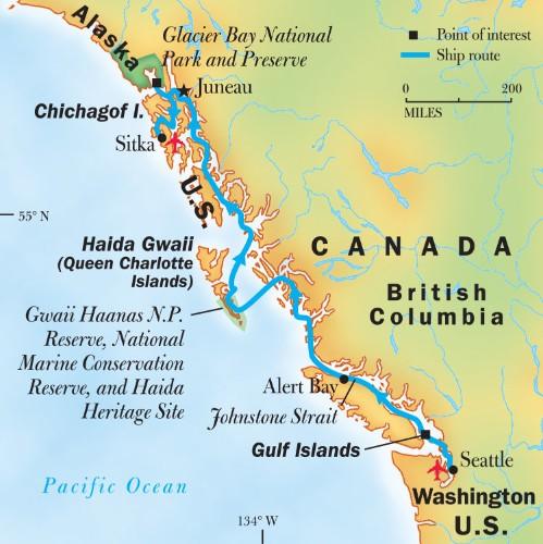 A Remarkable Journey to Alaska, British Columbia, and Haida Gwaii