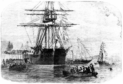 7 Ice-Trapped Ships of the Past Give Solace to Rescued Antarctica Expedition Team