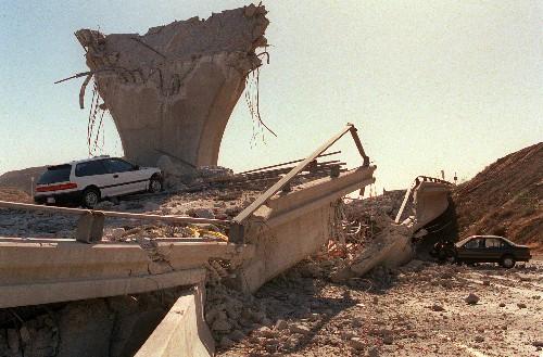 Every three minutes, an earthquake strikes in California