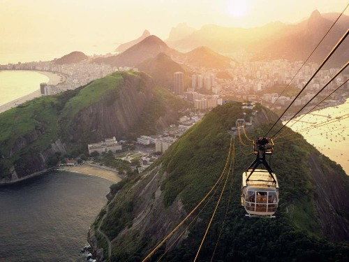 Top 10 Funiculars & Cable Cars
