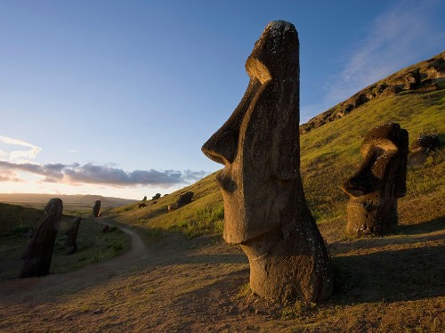 World Heritage Site Pictures: Easter Island