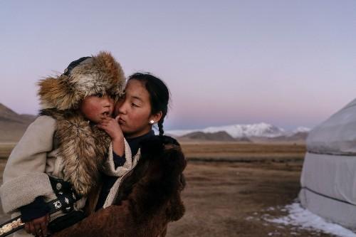 How women photographers access worlds hidden from men